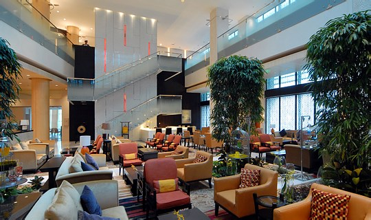 北京麗茲卡爾頓酒店