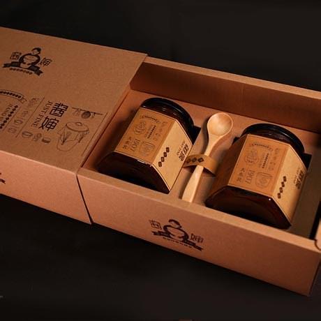 醬嬸兒 東北大醬VI設計,包裝設計