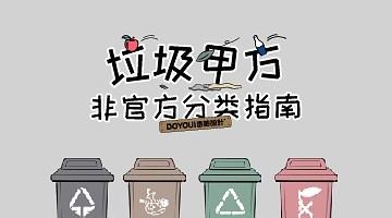 垃圾甲方非官方分类图鉴