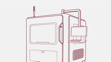 FPC皮秒紫外双平台切割机