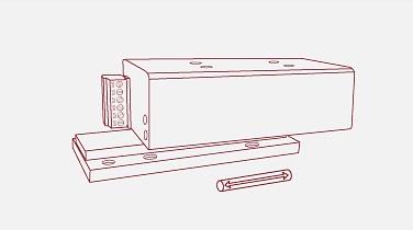 GLPM45300有铁芯电机