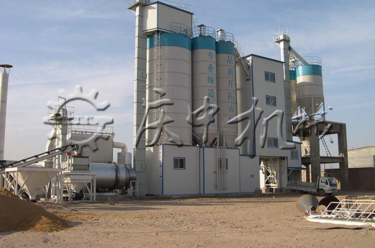 20萬噸預拌砂漿生產線
