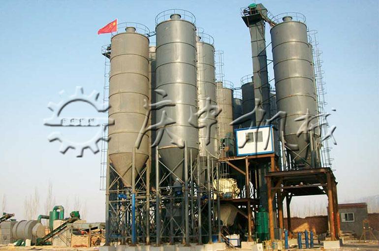 30萬噸預拌砂漿生產線