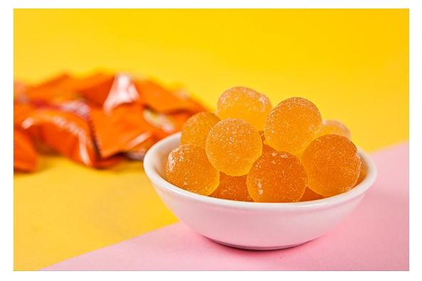 喜糖丨清新香橙软糖