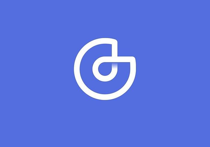 数字互联服务平台logo