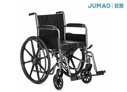 巨貿坐便器輪椅