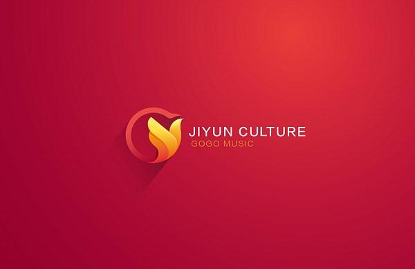 极韵文化logo设计/vi设计
