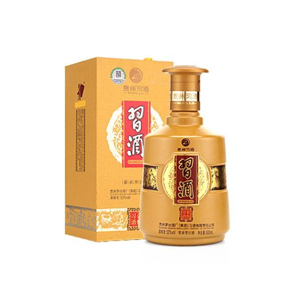 53度金典习酒(酱香)500ml