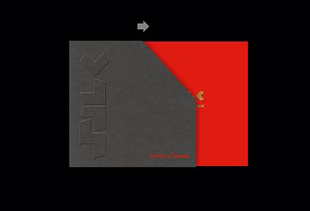 世纪龙城画册设计