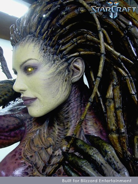 Starcraft2_Kerrigan