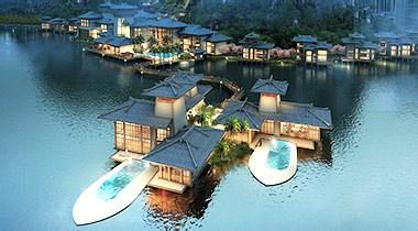 中浩·龍珠湖