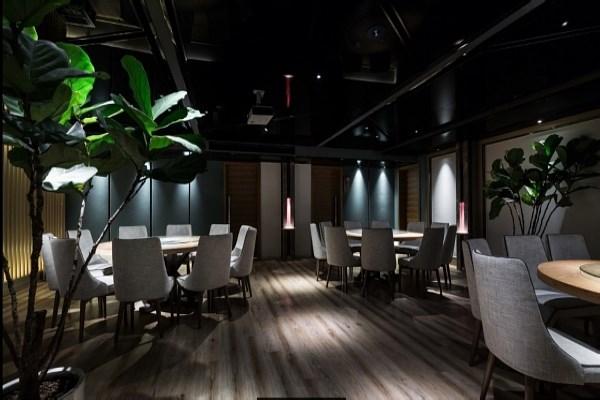 低调别致的川菜餐厅/eik