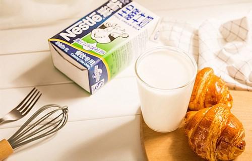 零食牛奶拍摄
