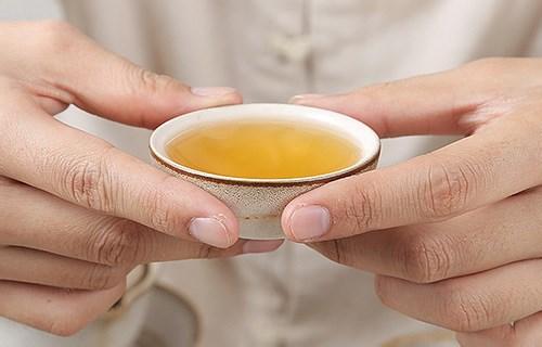 茶叶花茶拍摄