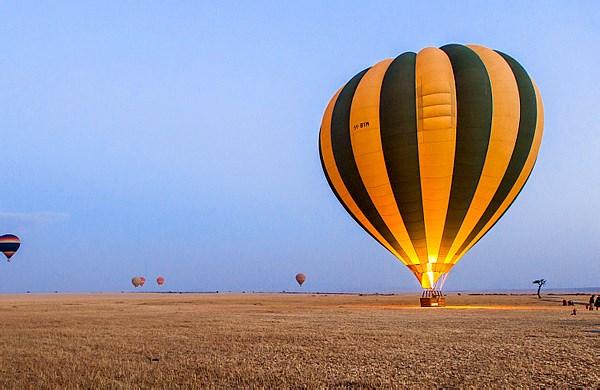 澳洲凯恩斯黄金海岸热气球之旅