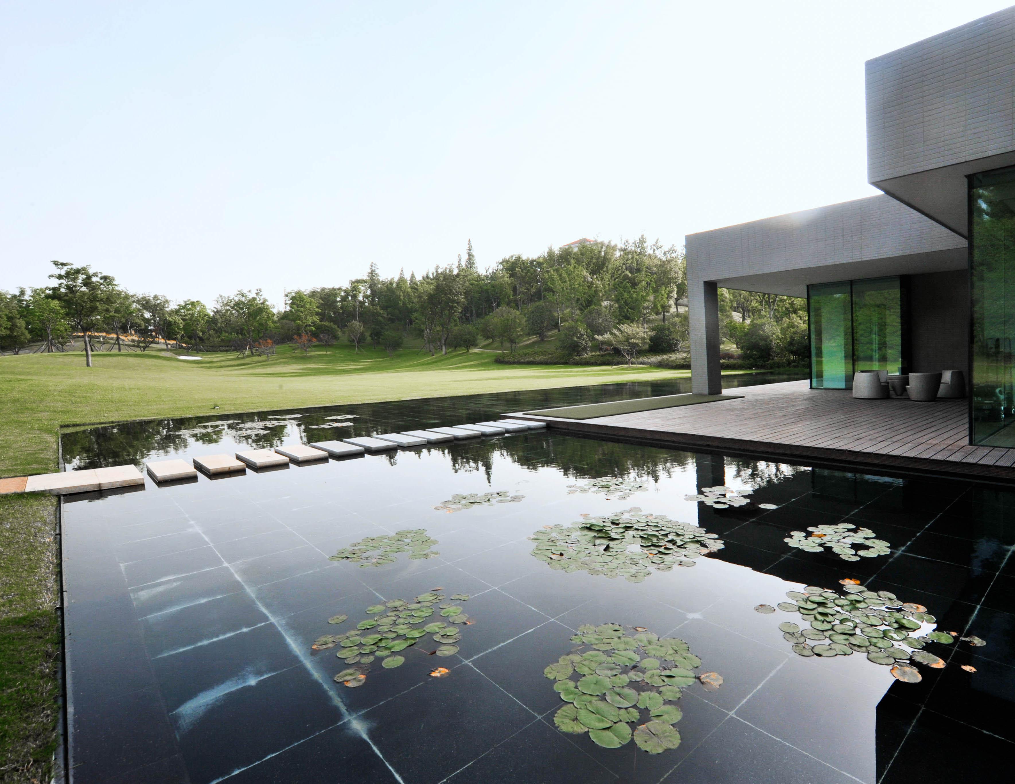 Fullshare Group Headquarter Landscape Design