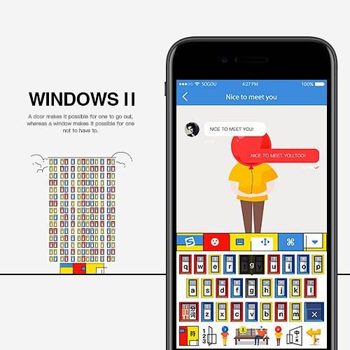 Window II   搜狗