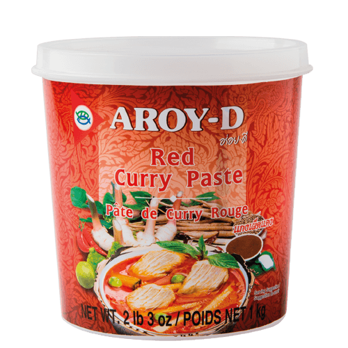 安來利紅咖喱