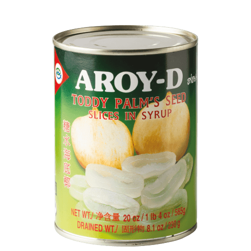 安來利糖水白玉丹罐頭