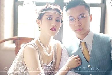 DADA + MIKO · 1920s复古主题婚礼
