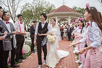 梦幻婚礼 · 香港迪士尼婚礼电影