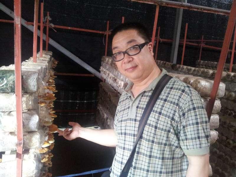劉濱疆教授