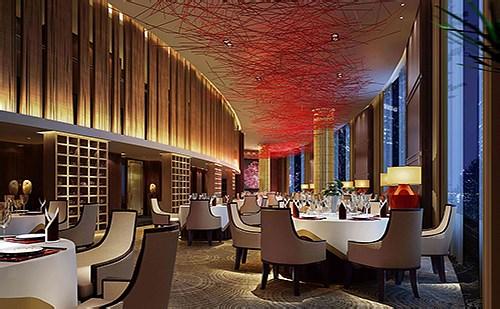 长沙华天酒店设计项目