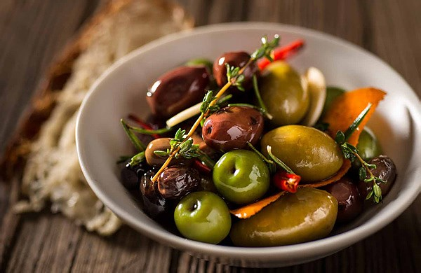 花椰菜生蔬菜沙拉