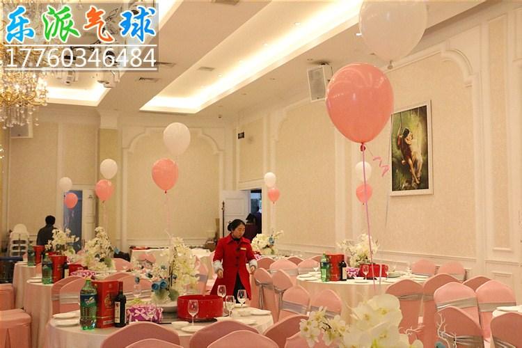 成都泰和园婚礼气球布置