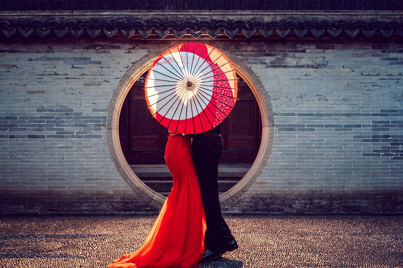 婚纱摄影精选胡雪岩