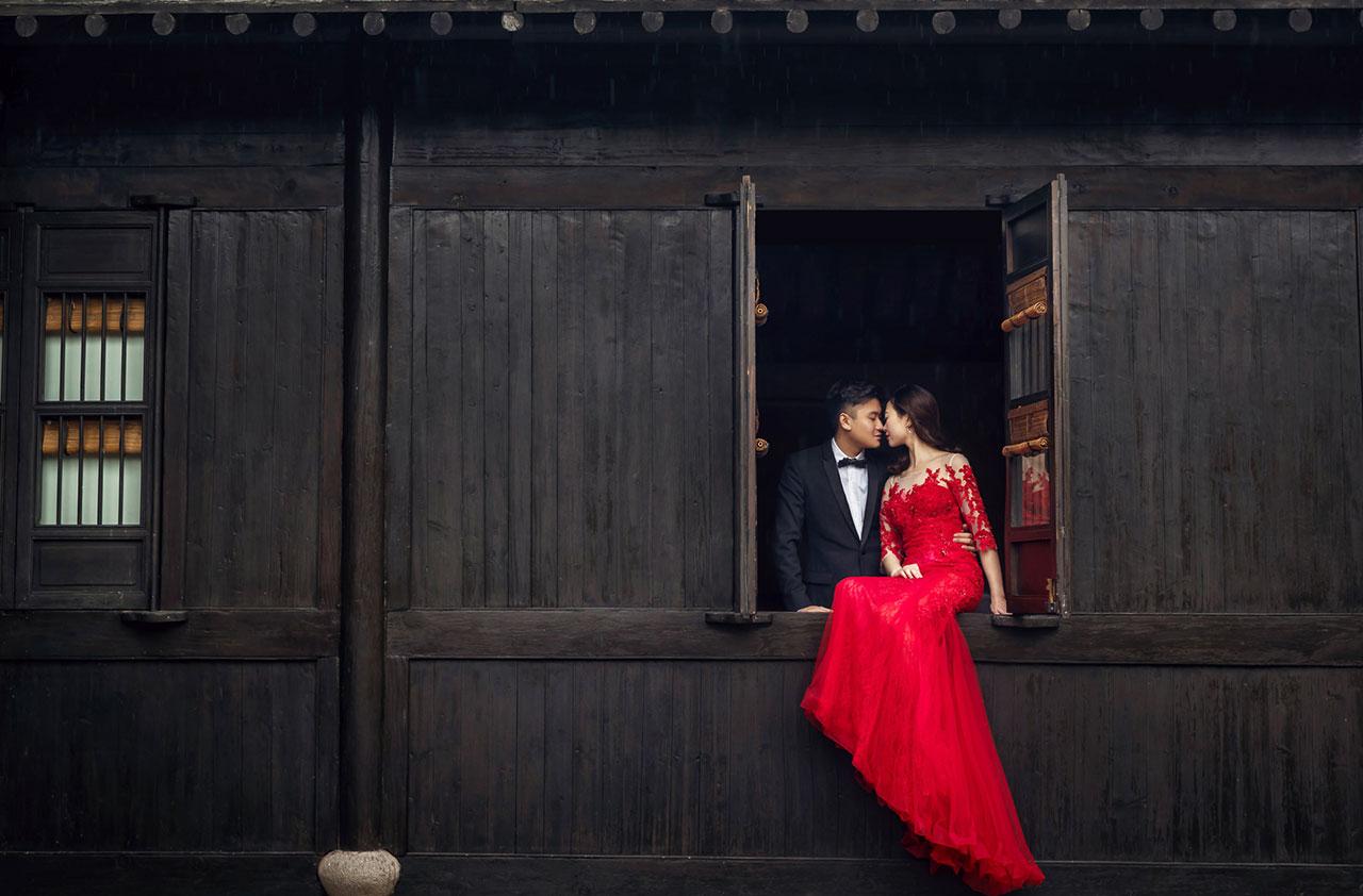 婚纱摄影精选法云安曼