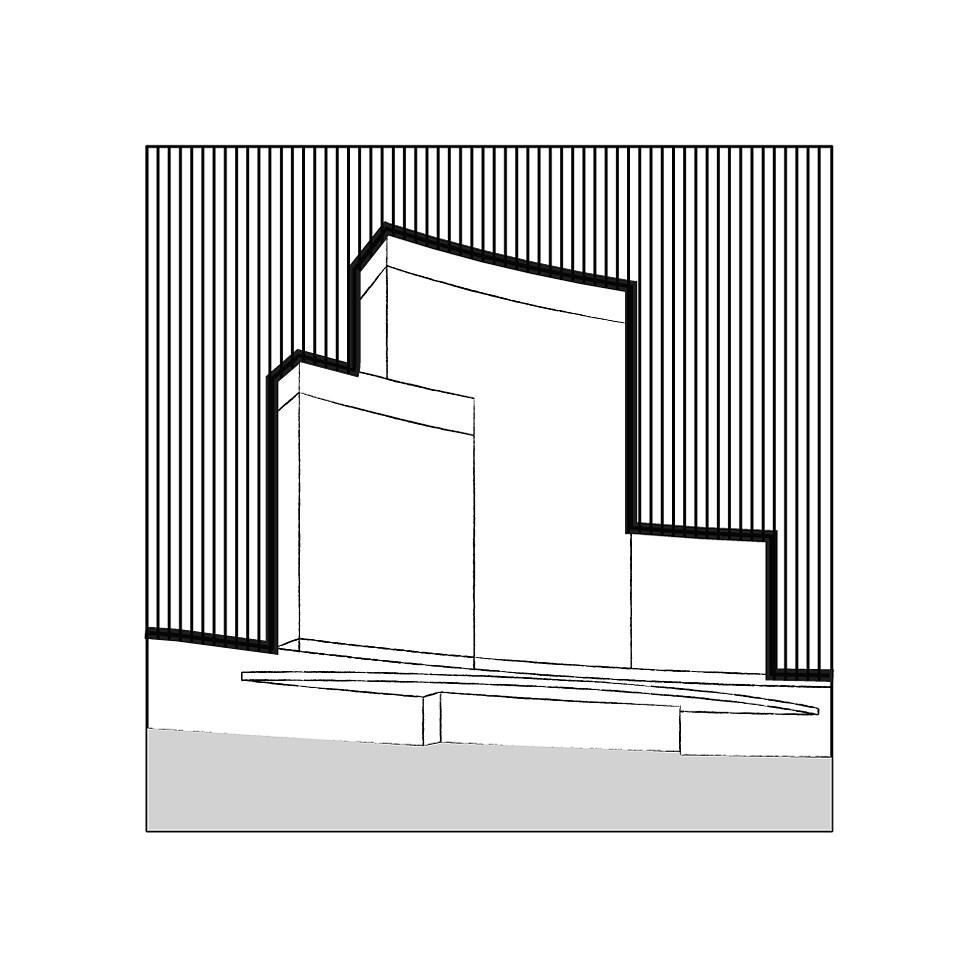 宜宾恒旭国际酒店 · 建筑(方案+施工)