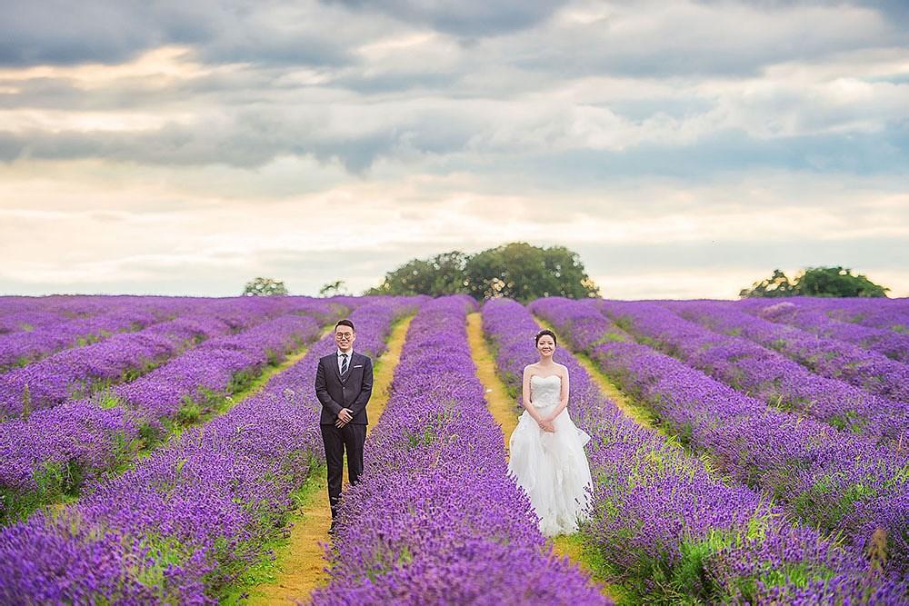 英国婚纱摄影作品