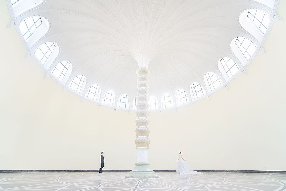 上海婚纱摄影作品