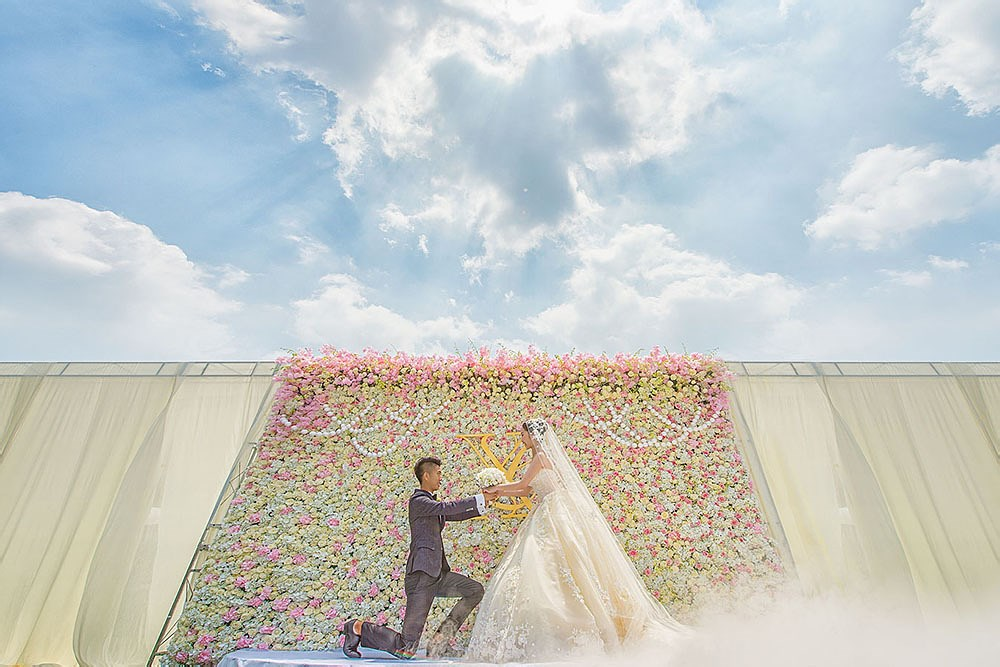 大连婚礼摄影作品