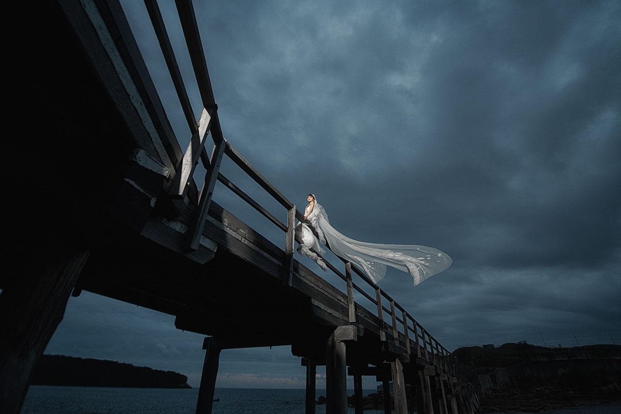 澳洲婚纱摄影