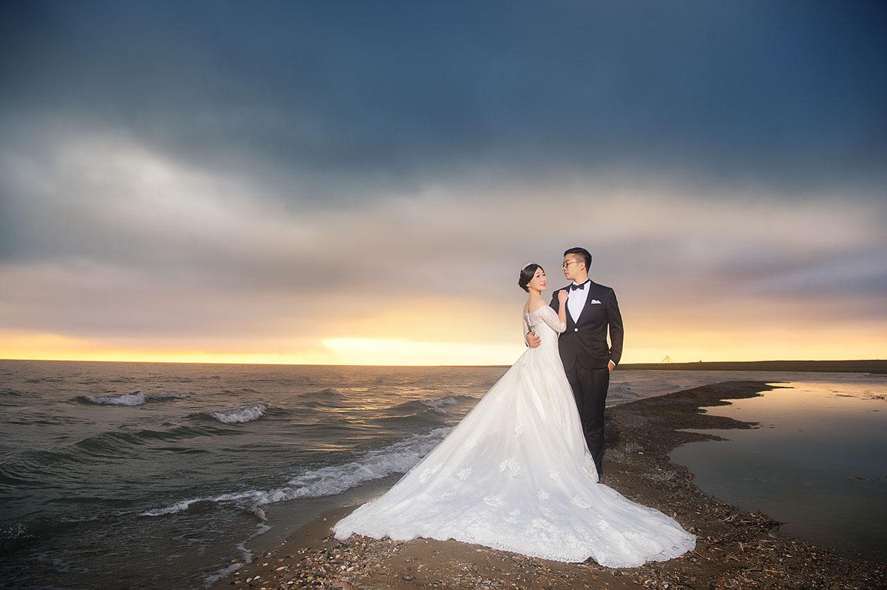 青海婚紗攝影