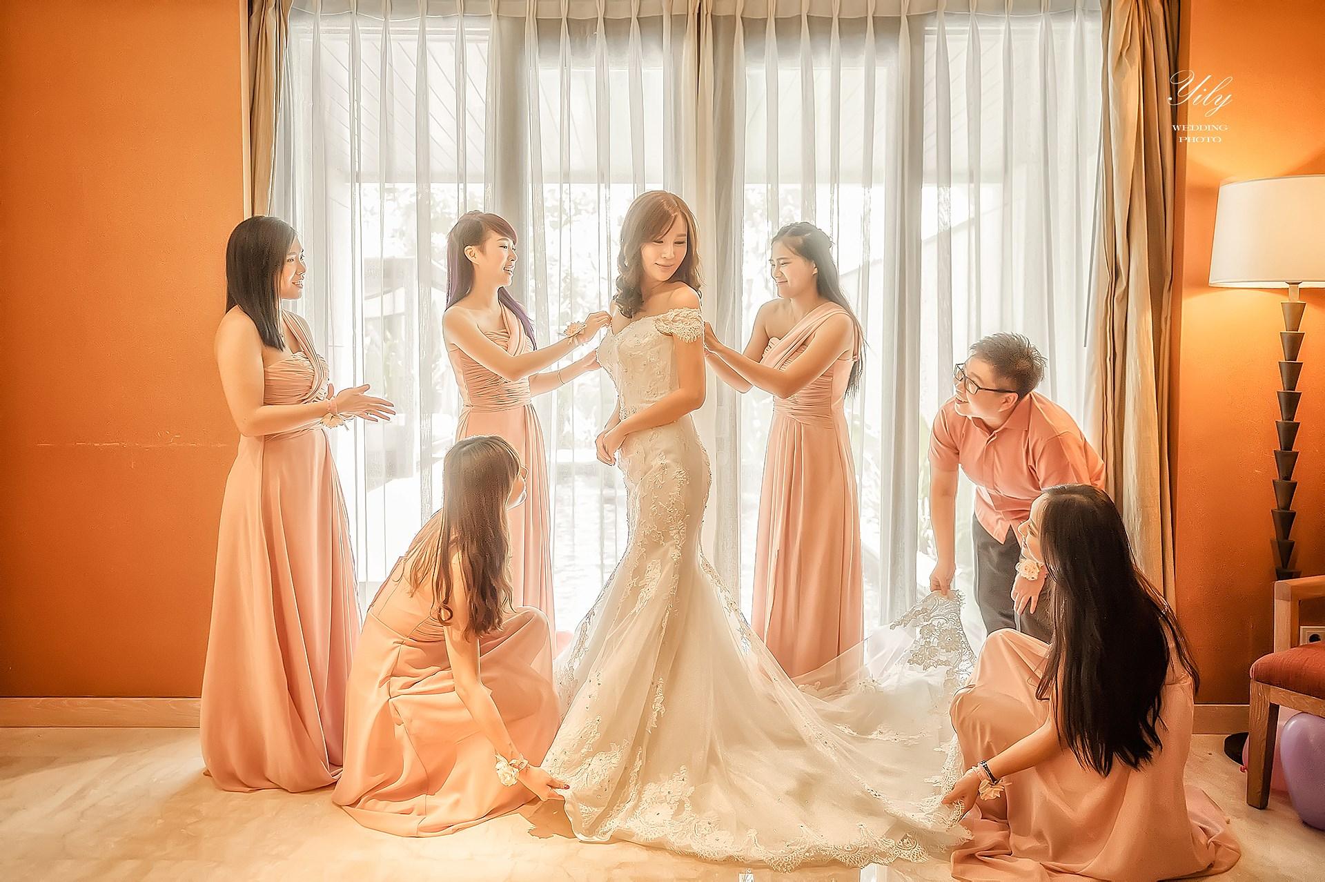 巴厘岛婚礼跟拍