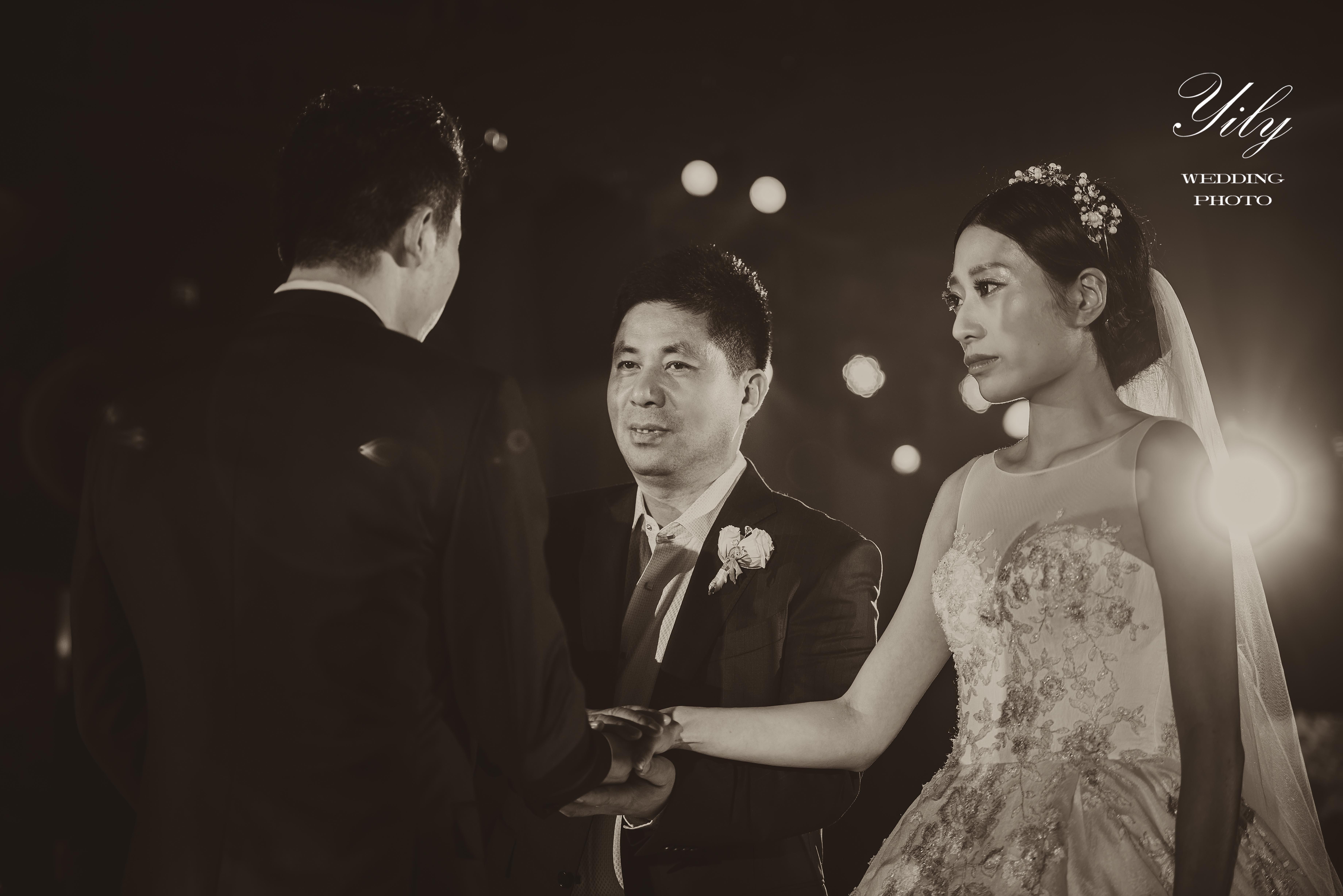 天津丽思卡尔顿婚礼跟拍