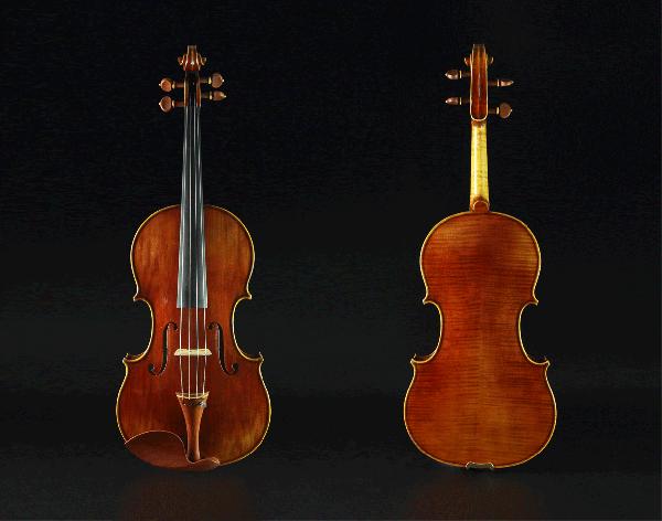 意大利现代风格中提琴