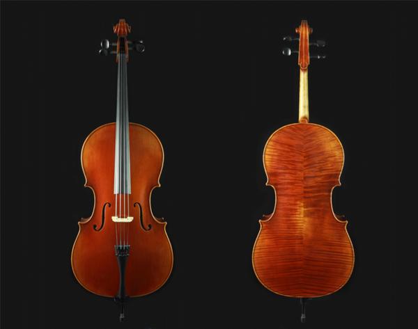 定制级分数大提琴