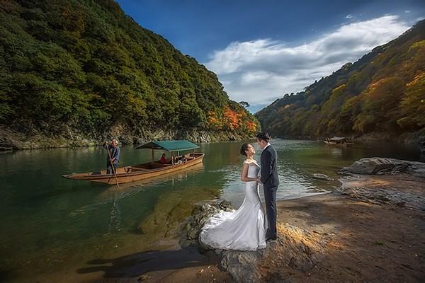 WangDI & XiaoDan 日本婚纱照