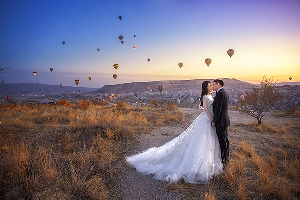 Beck & Momo 土耳其婚纱照