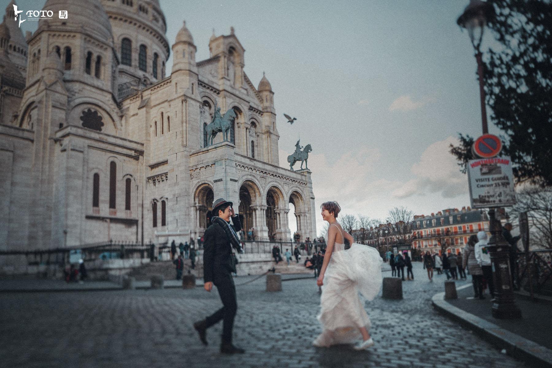 世界很大,幸好有你 | 巴黎