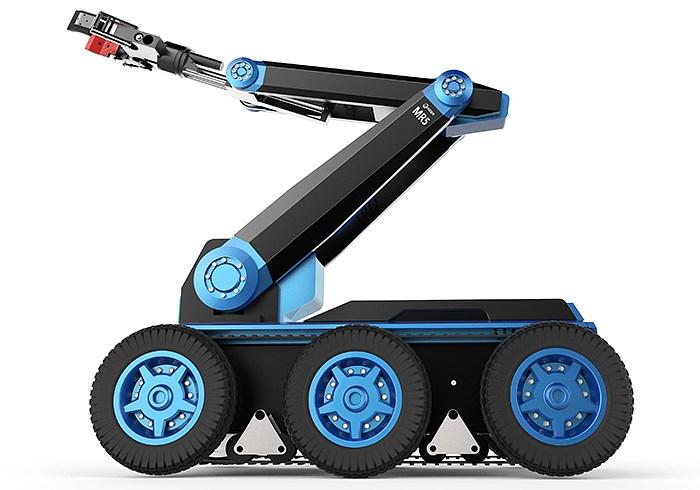 防爆机器人
