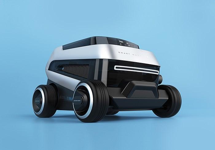 AGV智能機器人
