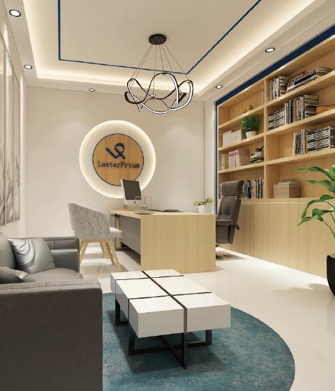 蓝丝带 |  SI品牌商业空间设计