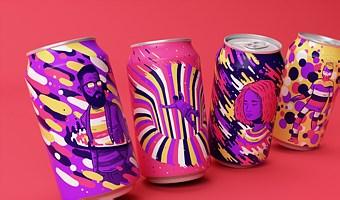 """""""Resonance""""概念饮料包装设计欣赏"""