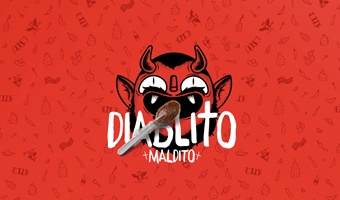 """""""Diablito Maldito""""糖果品牌设计欣赏"""