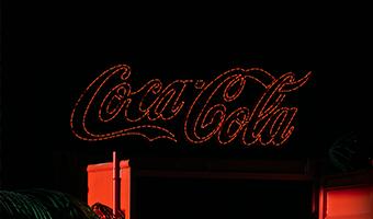"""Coca Cola""1886品牌设计欣赏"